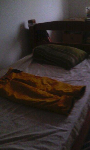 Haljina-postavljena - Srbija: Decije zimske postavljene pantalone. Velicina 8