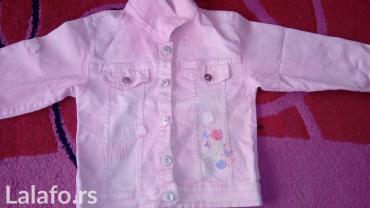Roze teksas jaknica - Pirot