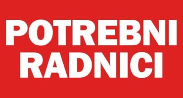 Šivanje - Srbija: Potrebni radnici za rad u sivari u Beogradu