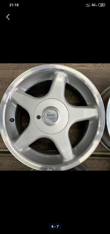 диски 16 купить в Кыргызстан: Куплю такие диски в хорошем состоянии. 4/100 диаметр 16