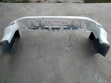 Бу гбо - Кыргызстан: Продаю бампер на GX 460 (бу)  Состояние среднее.  Есть спаянные места