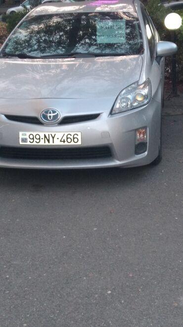 Toyota Prius 1.8 l. 2017