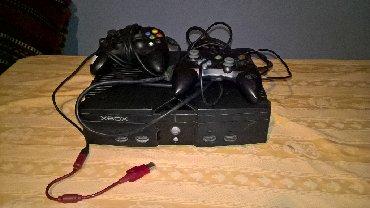 Xboxs clasik - ispravan 99% ima igrice na hardu moze viber snimak
