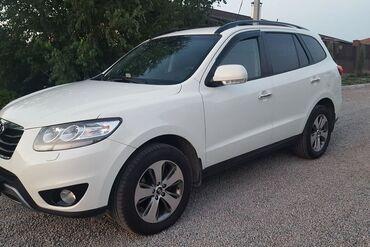 santa fe - Azərbaycan: Sürücü işi axtarıram şəxsi maşınımla (Hyundai Santa Fe)