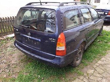 Auto delovi - Loznica: Opel astra g delovi