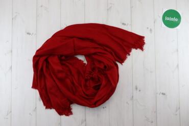 Жіночий шарф с бахромою    Довжина: ≈170 см  Стан: дуже гарний