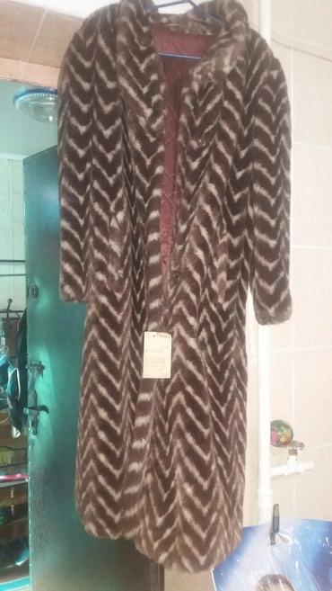 Продаю новую шубу  пальто  Белоруссия размер 48  50   1099сом  уступлю в Бишкек