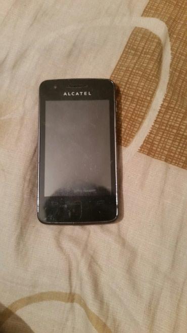 Срочно продаю телефон Alcatel Onetouch в Бишкек