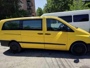 доллар-бишкек в Кыргызстан: Mercedes-Benz Vito 2006