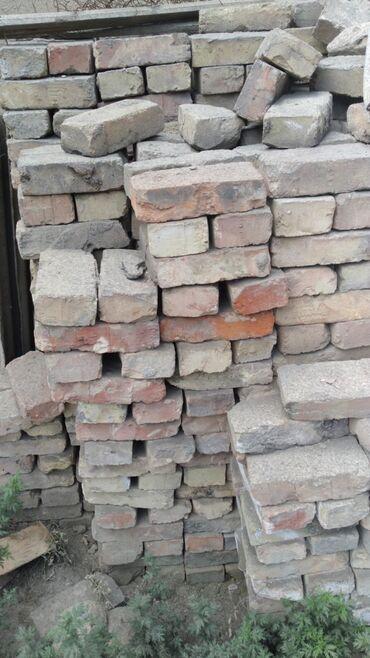 Ремонт и строительство - Кызыл-Кия: Эски кирпич сатылат