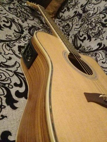 Hacıqabul şəhərində Acoustic gitar satıram.... Acoustic guitar irin markalıelektro acusti