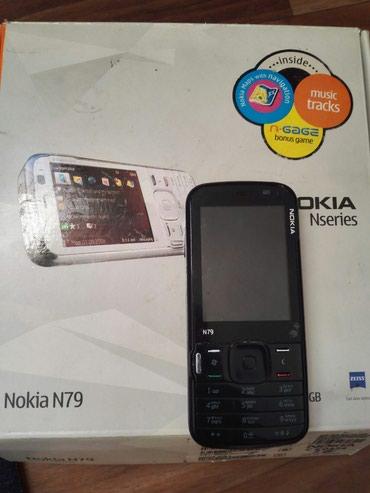 Nokia N 79. Оригинал в Бишкек
