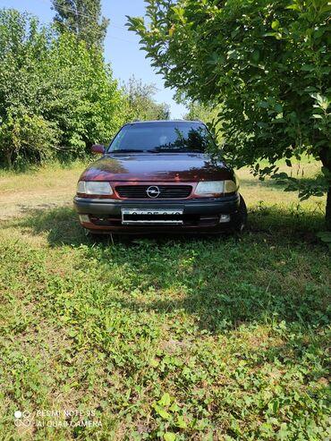 43 elan | NƏQLIYYAT: Opel Astra 1.6 l. 1995 | 326000 km