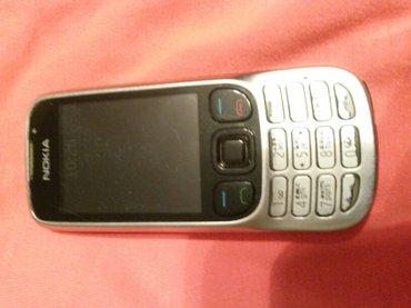 Bakı şəhərində Nokia 6303.