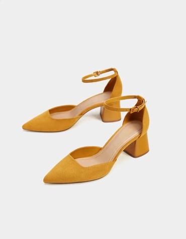 bershka размер в Кыргызстан: Женские туфли 37