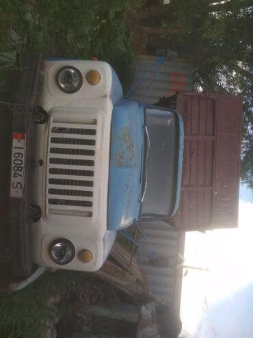 Грузовой и с/х транспорт в Каракол: Продаю ГАЗ 53 Цена 190 тысеч сом  Есть 40 см авшывка  Есть обмен на Тр