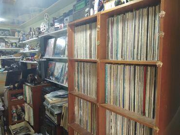 Виниловые пластинки - Азербайджан: Огромная коллекция Виниловых пластинок от 1 азн до 200азн 😊🤗🤔