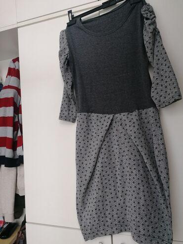Haljine - Ruski Krstur: Pamučna haljina, u odličnom stanju, veličina S