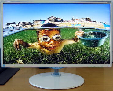 "Samsung 24"" LS24D391HL FHD 4ms AD-PLS Panel = Bolji od IPS panela !"