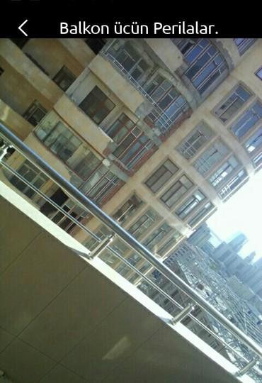 Bakı şəhərində Balkon ücün meheccerlerin sifarisi
