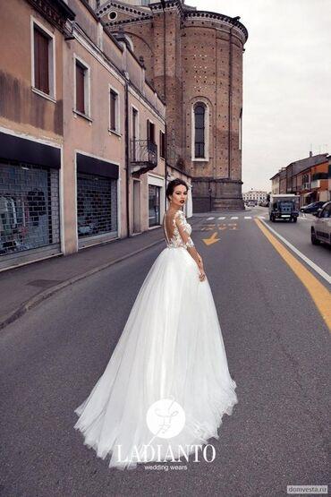свадебные платья in Кыргызстан   КОНДИТЕРСКИЕ ИЗДЕЛИЯ, СЛАДОСТИ: Продаю свадебное платье. Платье в идеальном состоянии, не порванное