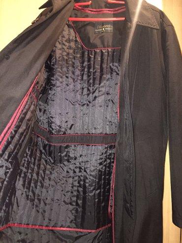 пальто  б/у  размер 48 италия 🇮🇹 зима-осень подклад на замке имеется ми в Бишкек