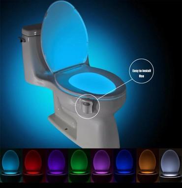 Sumqayıt şəhərində Salamlar sifarişlə gətirirəm  Ağıllı sensor tualet işığı 8