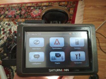 карты памяти для навигатора в Кыргызстан: Продаю навигатор телефон  Зарядка подставка