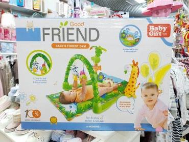 Развивающий коврик Baby Gift Доставка по городу в Бишкек