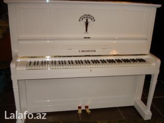 Meşhur fortepiano markaları - geniş seçim imkanı var. Çatdırılma в Баку