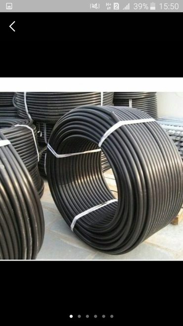Все для дома и сада в Кок-Ой: Фабрика изготовляет трубы( шланги) водопроводные чёрного цвета