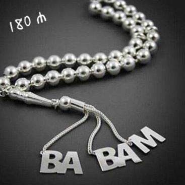 180-isarli-sxem-konstruktorlar - Azərbaycan: Gumus tesbeh - 180 ₼