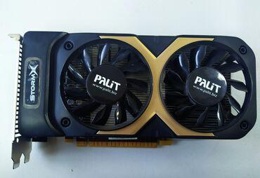 Продаю видеокарту в идеальном состоянии. Palit StormX Gtx 750ti 2gb