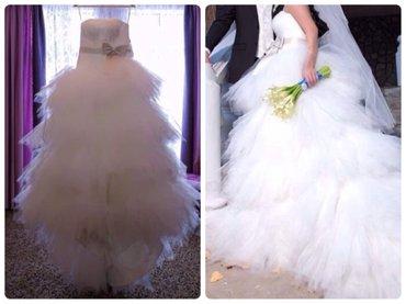 ПРОДАЮ два свадебных платья. в Бишкек