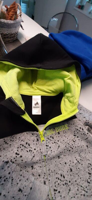 """Decija duks jaknica """"C&A"""" br. 116, fina topla, kao nova!!"""