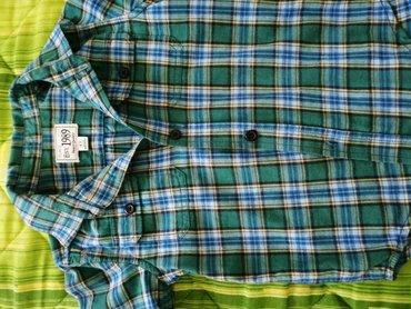 Ostala dečija odeća | Crvenka: Dve kosulje za dečaka za 4-5 godina, druga je Benetton, obe za 800