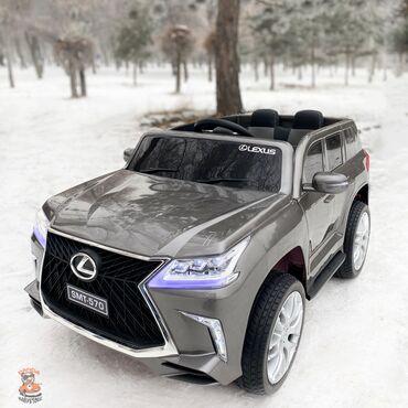 """Детские электромобили   lexus lx 570 в комплектации """"j200"""" ———————————"""