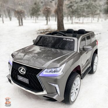 "Детские машинки электромобили - Кыргызстан: Детские электромобили   lexus lx 570 в комплектации ""j200"" ———————————"