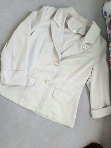 Женский пиджак. Размер 46-48. В отличном в Бишкек