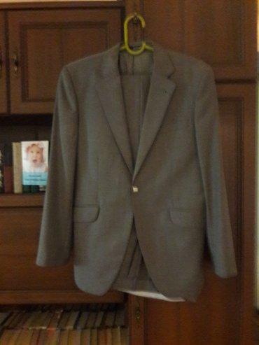 Пиджак серого цвета пр-во Турция в в Бишкек