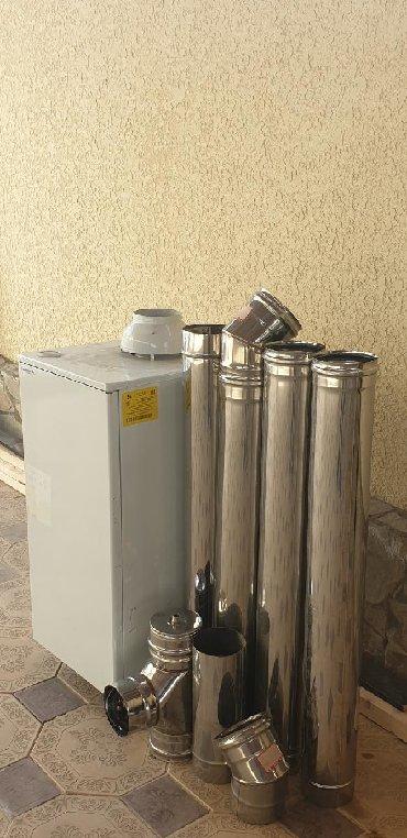 промышленный печь в Кыргызстан: Продаю новый Газ. Печ. В комплекте