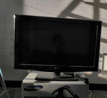 Продаю телевизор Sony б/у Состояние идеальное. в Бишкек