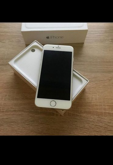 Продаю iphone 6. 16Gb коробки документы. в Бишкек