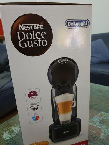 DOLCE GUSTO INFINISSIMA aparat za kafu Novo!!! Snaga:1500 W-Manuelni