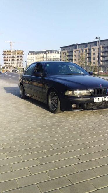 bmw-5-серия-525ix-vanos - Azərbaycan: BMW 5 series 3.5 l. 2000 | 303000 km
