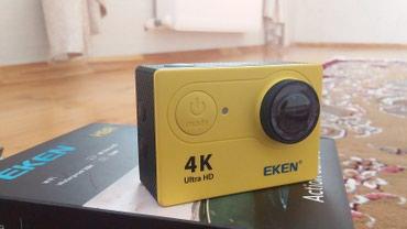 Qobustan şəhərində Action Camera - EKEN H9R (4K)