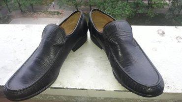 Cipele mokasine obuca Beograd... 46 broj muske... Kozne,nove - Crvenka