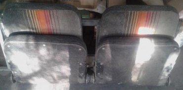 Продам два раскладных сиденья, по в Бишкек