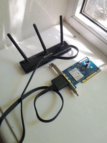 Вай фай адаптер Belkin к компьютеру Принимает сигнал вайфай интернет