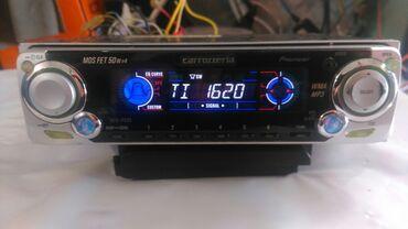 Pioneer DEH P005. CARROZZERIA.MP3. Множество звуковых настроек
